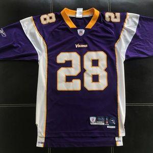 Minnesota Vikings nfl football jersey